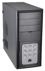 Корпус IN WIN C588T 500W Black/silver