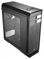 Корпус AeroCool Aero-500 Window+CR Black Edition